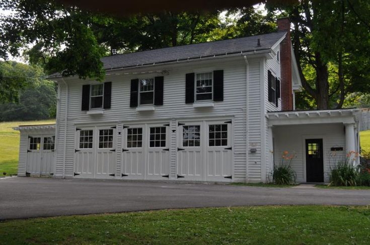 Possible Converted Garage Doors Instead Of Traditional