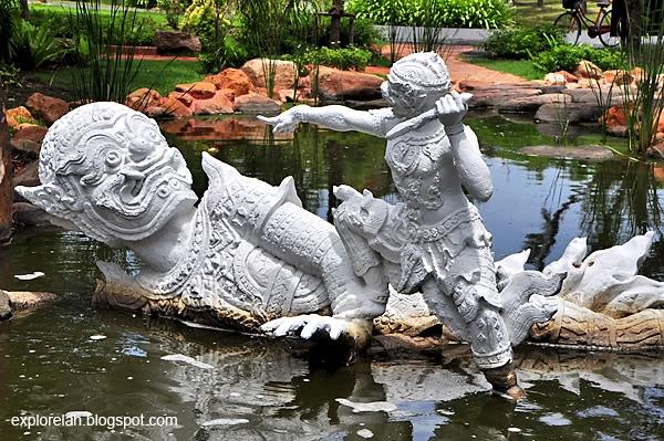 muang boran: The palace garden - Bing Images
