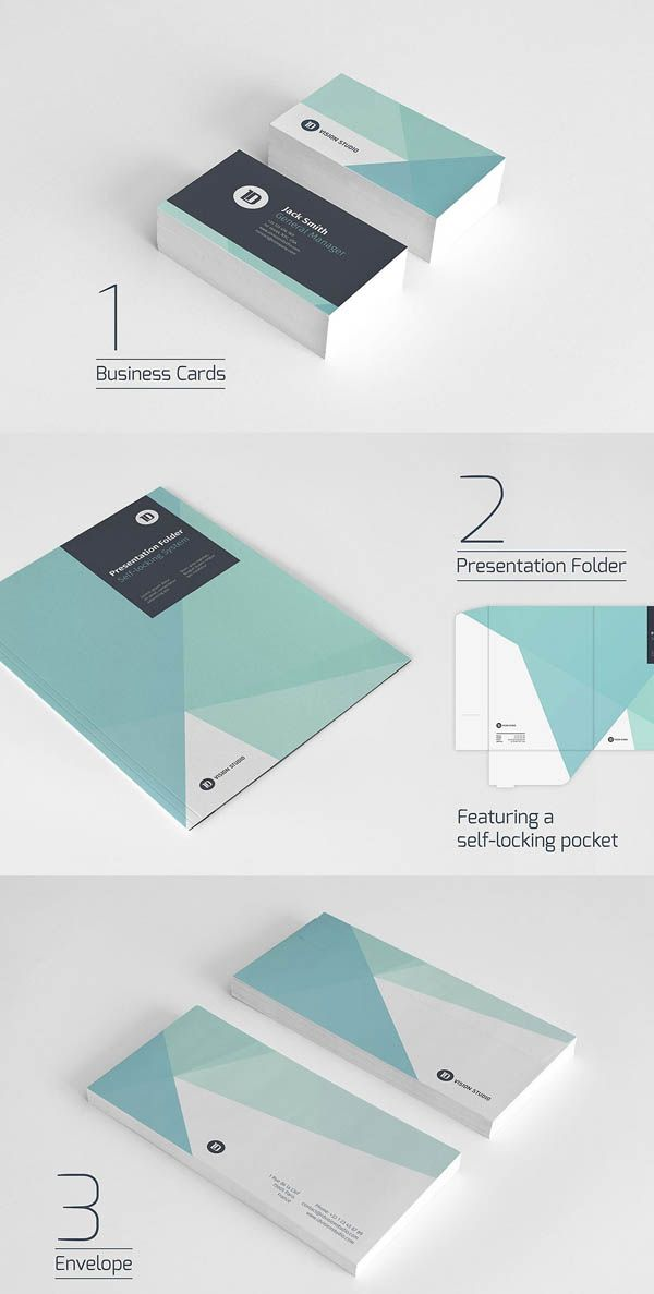 Stationery Corporate Identity 005