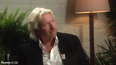 Between Two Ferns with Zach Galifianakis: Richard Branson (VIDEO)