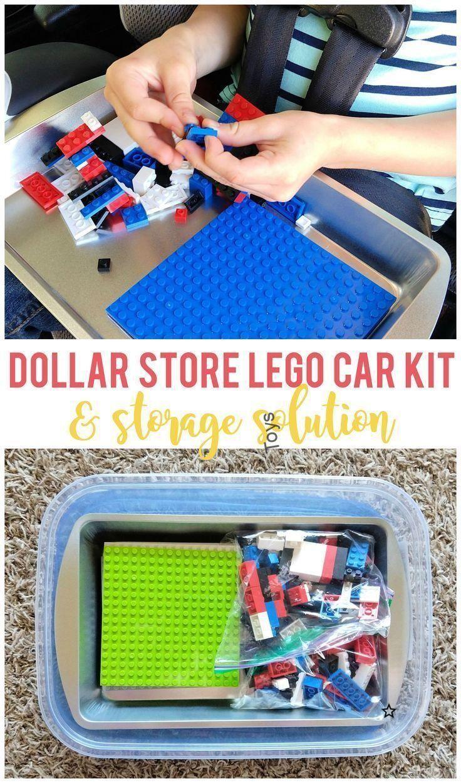 DIY Lego Car Kits und Speicherlösung, #Car #DIY #kits #Lego #Solution #Sto …   – lego illustration