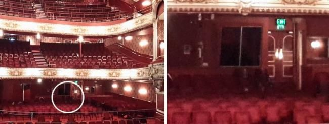 Has spooky picture captured Darlington Civic Theatre's resident spirits?