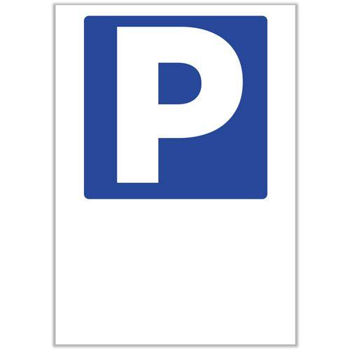 Indicator Parcare personalizat    Indicator care permite parcarea, ori stationarea persoanelor de pe acest semn. Acesta afiseaza un semn de parcare, iar  mesajul poate fi personalizat cu numarul masinii dvs., rezervat auto, parcare rezervata clienti, parcare rezervata angajati,  parcare adp sector, etc  Indicatorul este realizat din material hips.