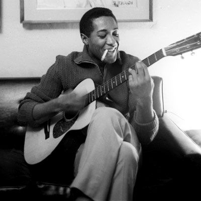 "Suddenly very fascinated by ""The Mysterious Death of Sam Cooke."""