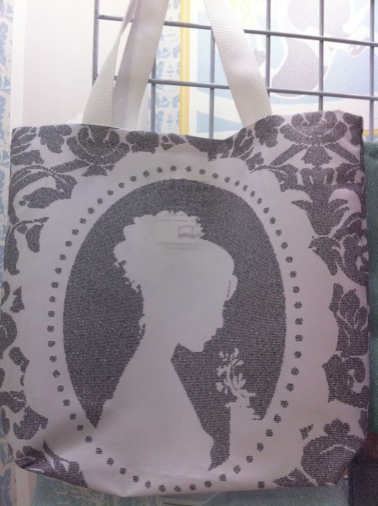 Pride and Prejudice Tote