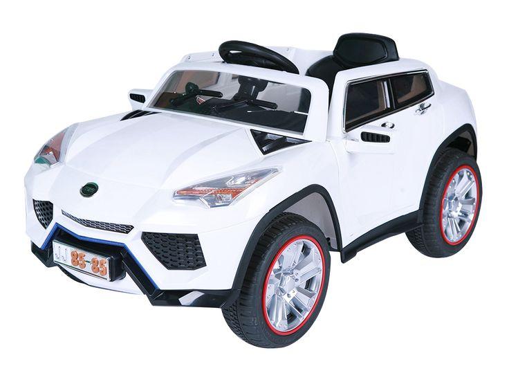 Электромобиль JJ288 Lamborghini, джип-сафари белый