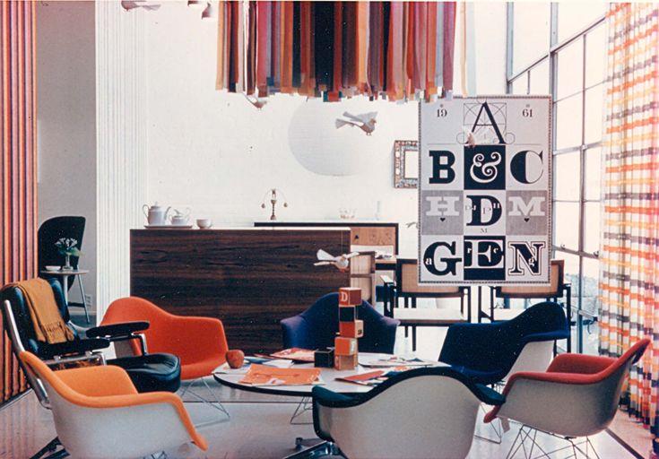 57 best Herman Miller Showroom Eames images on Pinterest