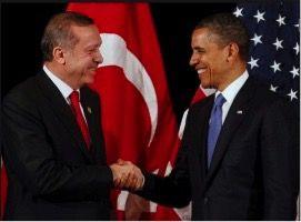 The Alliance of Obama, Recep Tayyip Erdogan, the Muslim Brotherhood & ISIS » Politichicks.com