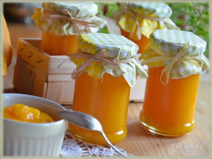 Domowa kuchnia Aniki: Puree z dyni do słoików na zimę