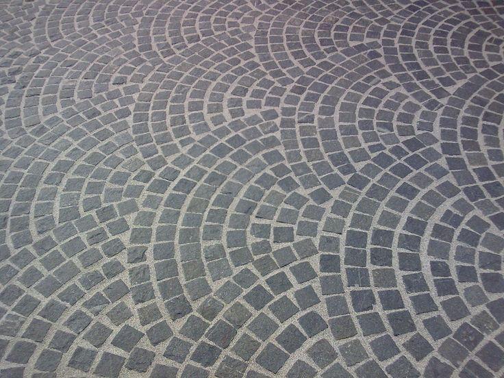 granite setts driveway