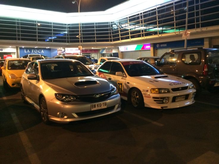 Whit gc8 in strip center