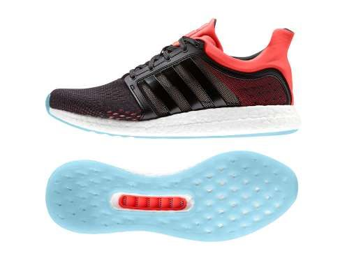 Adidas Boost technology in the midsole means these shoes are cushioned and responsive ' you may even... - Provided by Best Health