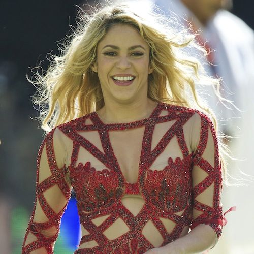 PREGNANT! : Shakira Confirms She's Expecting Her Second Child! | In Touch Weekly