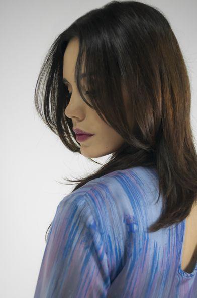 Storm blouse