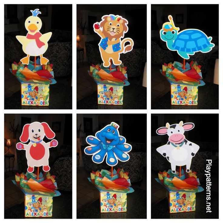 1000 images about paper centerpiece decoration on for Baby einstein decoration