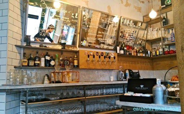 Brunch en Barcelona. Omá Bistró Barcelona. Lugares con encanto. www.caucharmant.com