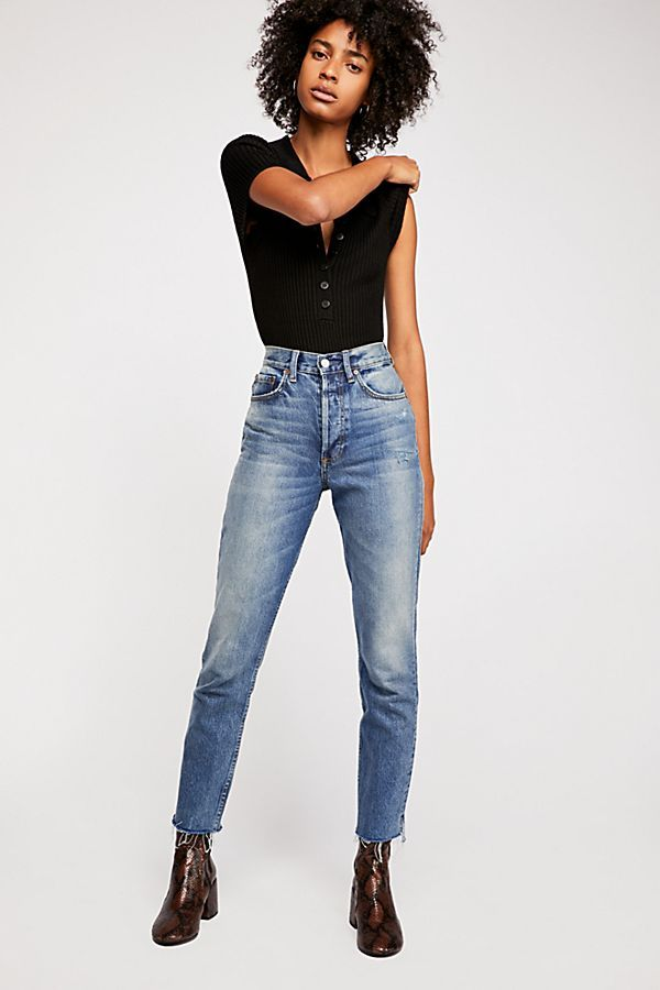 f17a58f2b7 Boyish The Billy Jeans in 2019 | Free People Wishlist | Jeans, Billy ...