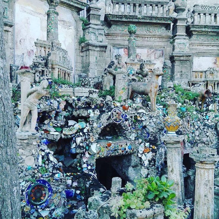 Monumento unico al mondo, a Manduria. centro storico manduria #artereligiosa