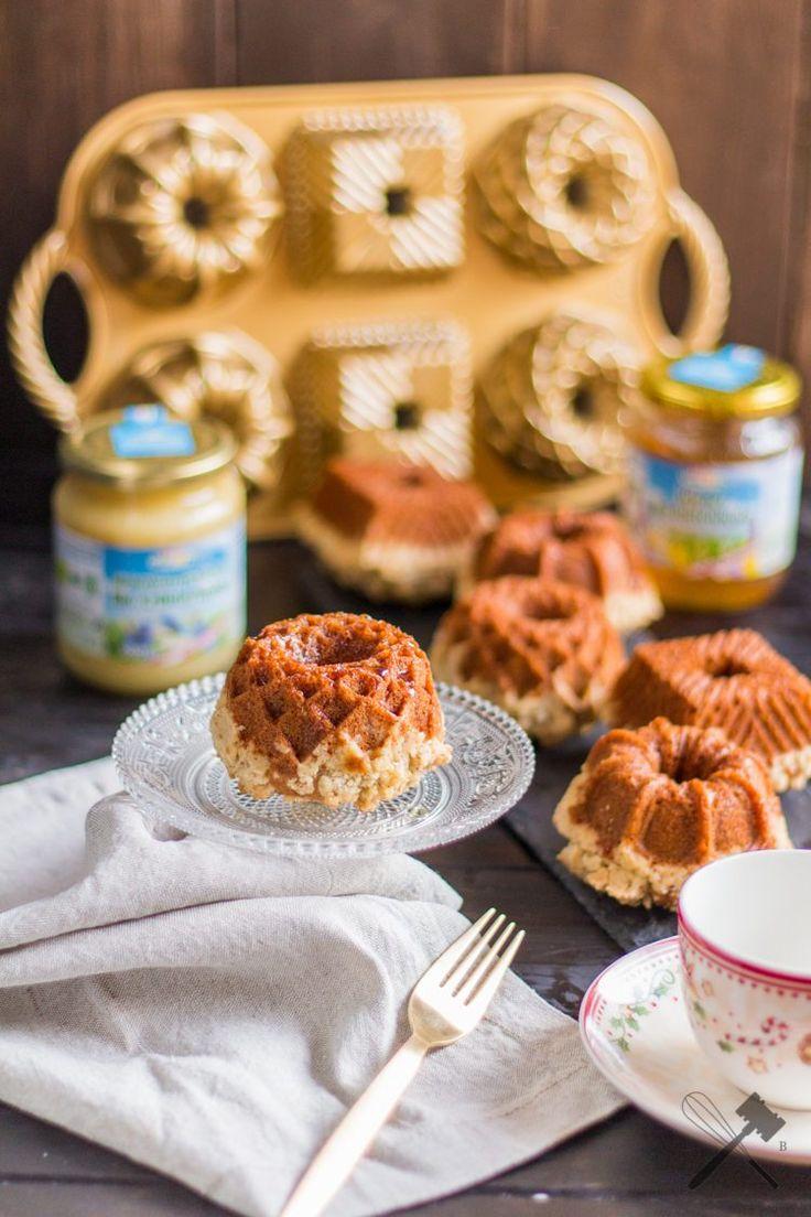 Honig Küchlein mit Knusperboden – Naheliegendes bei SPAR [Werbung]