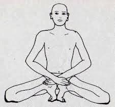 Yatna Yoga: Gorakshasana - postura do Yogui Gorakhnath