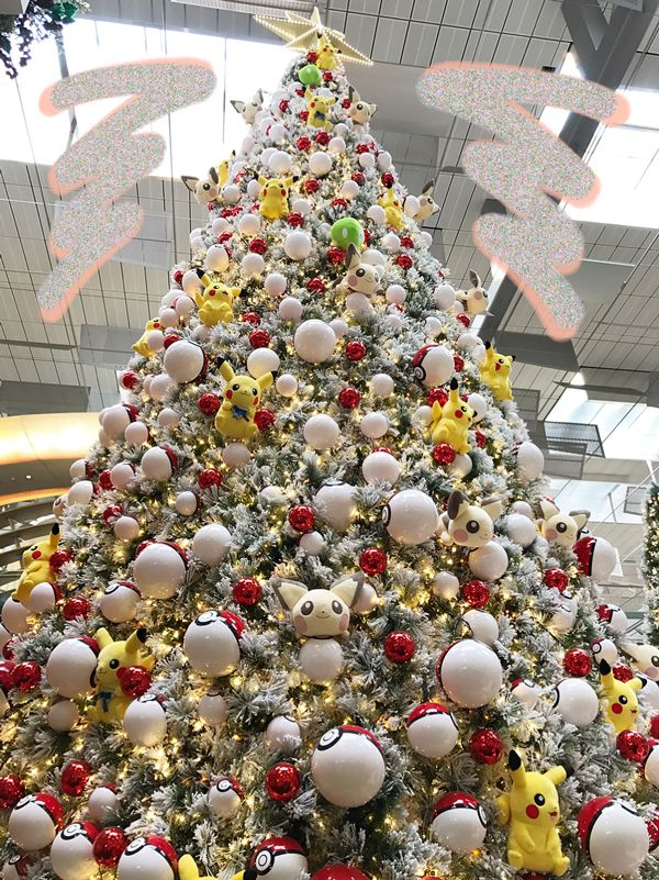 [Blogger Cassie] 6 Instagram-Worthy Christmas Trees in Singapore