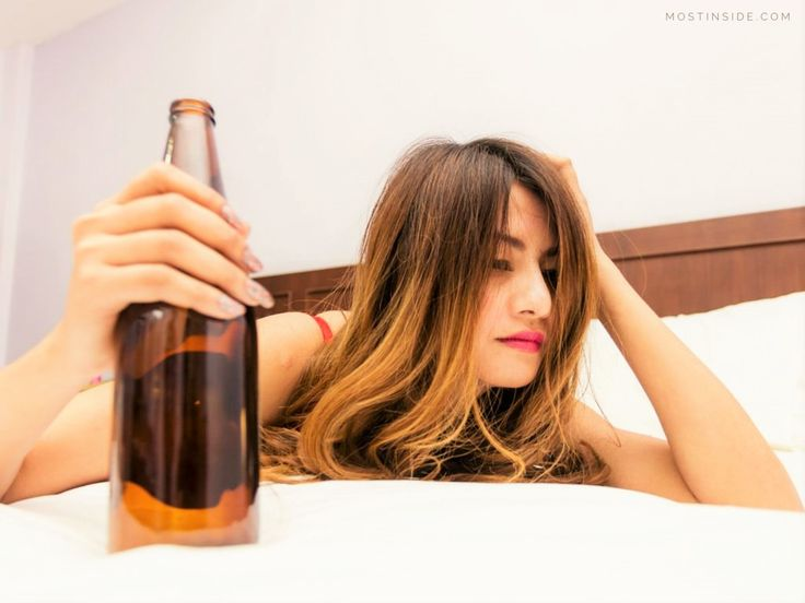 Why Does #Alcohol Affect Women More than Men?