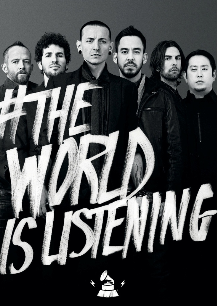 #TheWorldIsListening to Linkin Park  Share your sound on GRAMMYAmplifier.comBands Artists, Bands Music Fashion, Music Lov, Favorite Band, Linkinpark, Music Movie, Favourite Band, Living, Link Parks