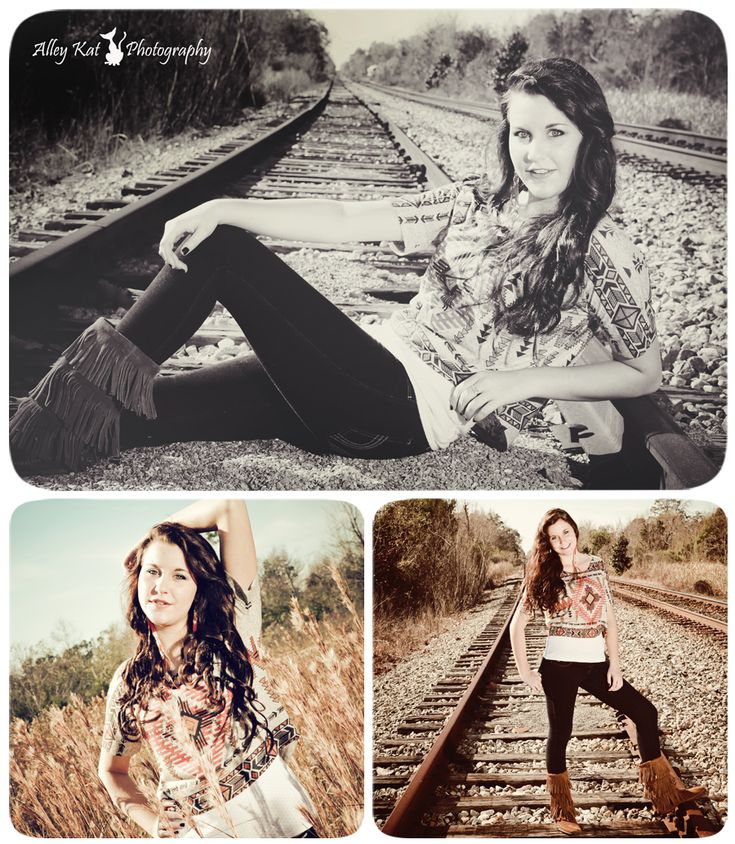 Seniors - Teens - Alley Kat Photography