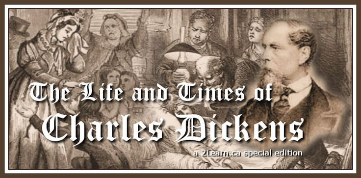 a paper on the life of charles dickens Charles dickens essay, research paper the life of charles dickens introduction this report will talk about the life of a famous author, charles dickens.