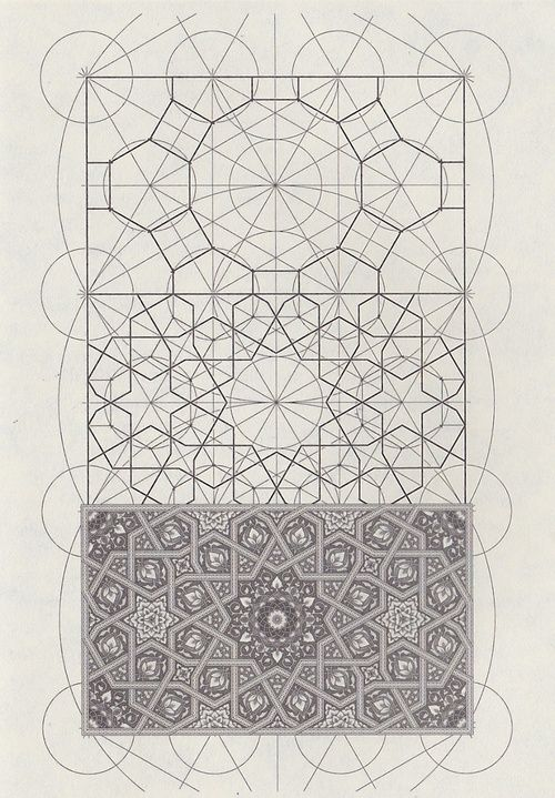 geometry and islamic pattern