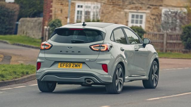 Ford Puma St Line X Ecoboost Review The New Crossover King In 2020 Ford Puma Ford Puma