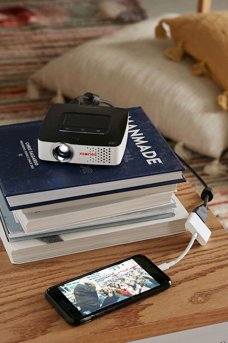 X-Project Wireless Portable Mini Projector - Urban Outfitters