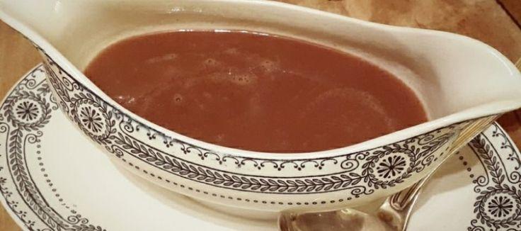 Portsaus; Een romige saus bij goed vlees   Lekker Tafelen