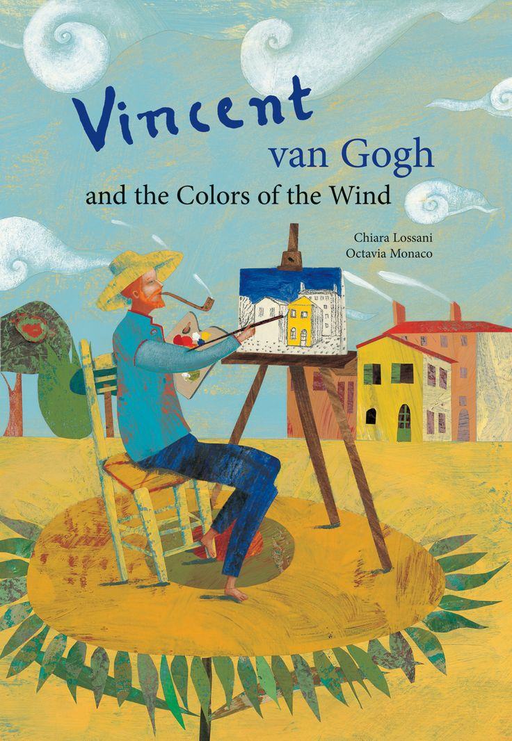 Week three: Spring winds/ weather: vincent van gogh and the colors of the wind -