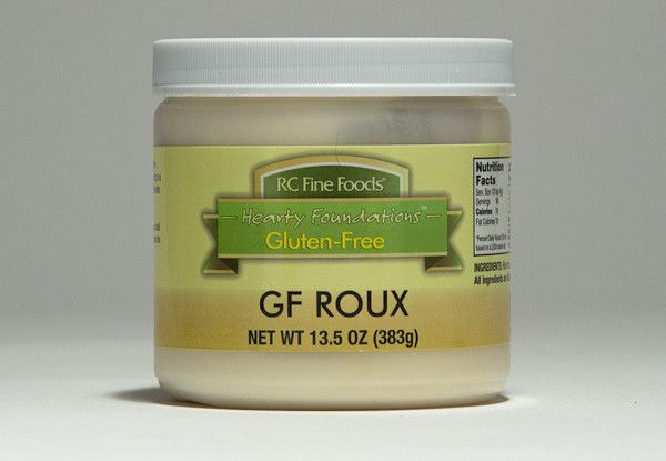 RC GF Gluten Free Roux