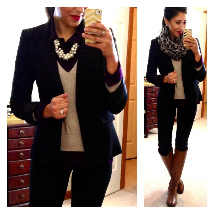 Hello, Gorgeous!: April 2013. This women posts her work outfits and where to get the different pieces. Love!
