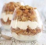 Appeltaart yoghurt: een lekker en slank tussendoortje