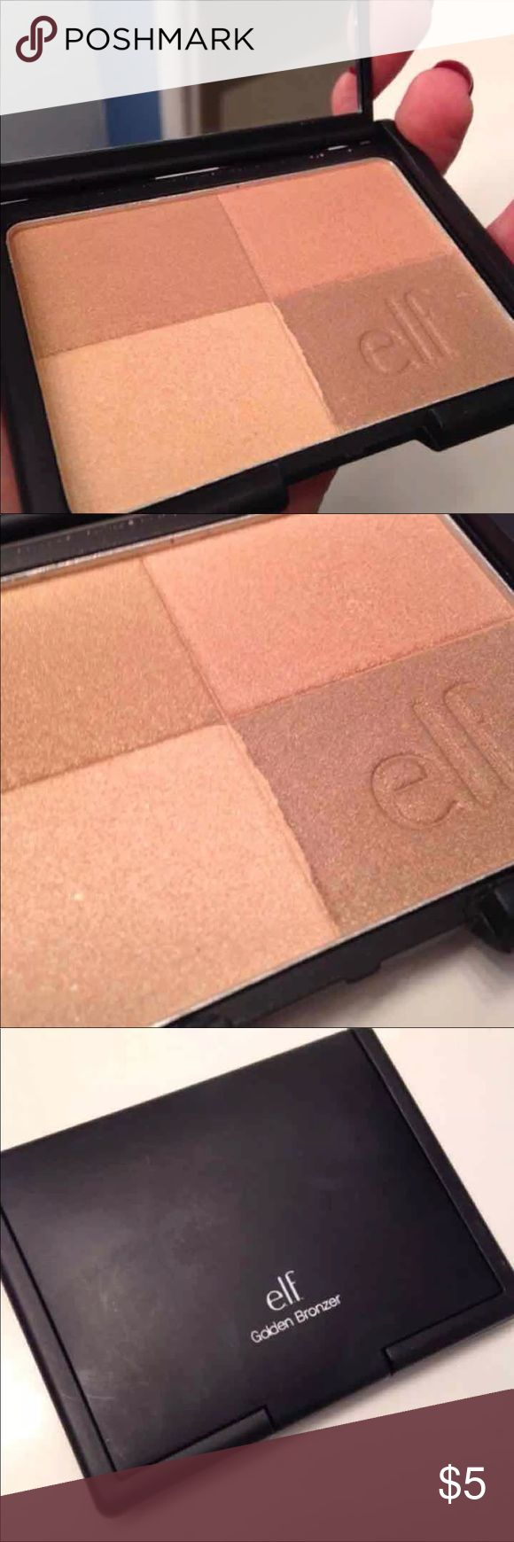 NWOT Elf Bronzer NEVER USED ELF Makeup Bronzer