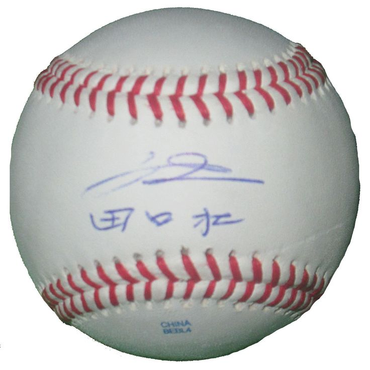 So Taguchi Autographed Rawlings ROLB1 Leather Baseball, Proof Photo. So Taguchi Signed Rawlings Baseball, St Louis Cardinals, Philadelphia Phillies, Chicago Cubs, Orix Buffaloes, Proof   This is a brand-new So Taguchi autographed Rawlings official league leather baseball. So signed the baseball in blue ball point pen. Check out the photo of So signing for us. ** Proof photo is included for free with purchase. Please click on images to enlarge. Please browse our website for additional MLB…