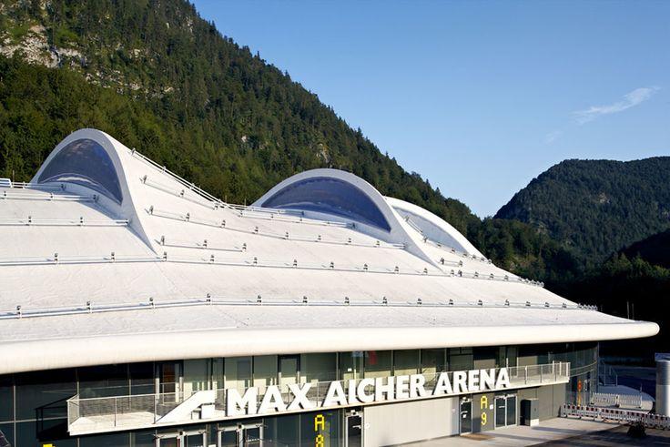 Max-Aicher-Arena in Inzell, Behnisch Architekten, Pohl Architekten