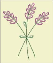 Image result for lavender embroidery designs free