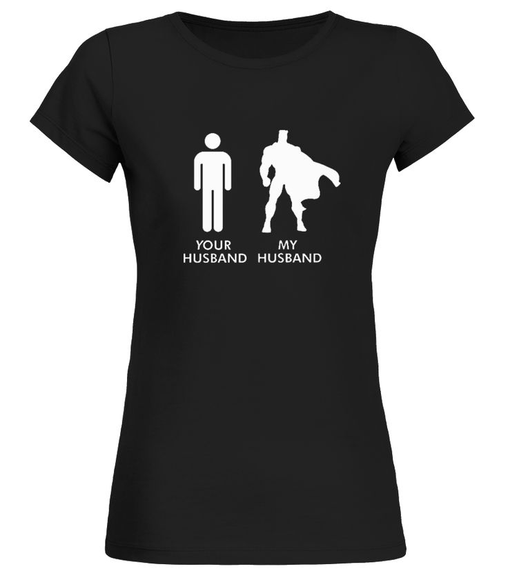 This tee shirt would make a fun gift for a husband, whether he's a brand new newlywed who is freshly just married, a veteran hubby / hubbie, or whether it's for a special occasion like Valentine's day, a wedding anniversary or a birthday or a fathers day. Your husband is the superhero to your heart and needs this superhero husband shirt. What spouse wouldn't like to be told that he's the world's greatest Mr and the best partner ever?   The Superhero Wife and...