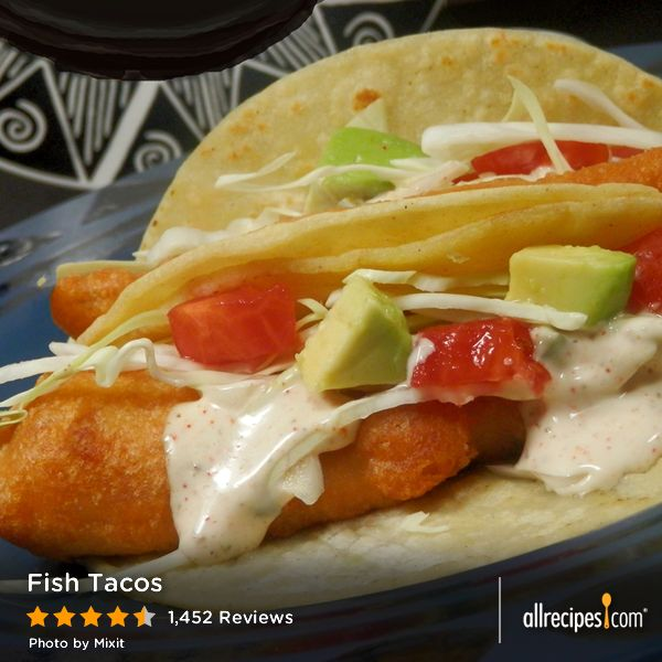 Fish tacos these tacos are not only the best tacos ever for Cod fish tacos