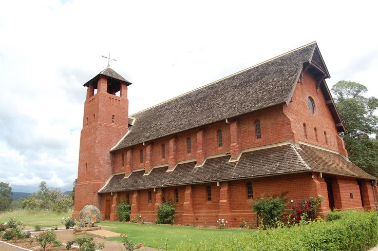 My friend, Claire married here in 2011. Magnificent venue for her wedding. Historic church, Fairbridge Village, Perth, Western Australia