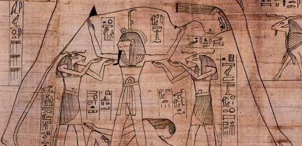 Schu - Atmosfärens gud | LundinOrient´s Egypten