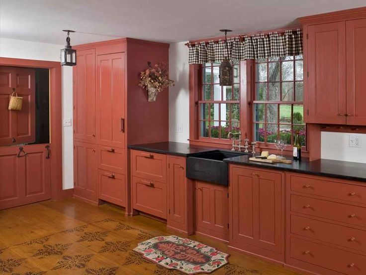 C 1800 federal haverhill nh new kitchens old style for Federal style kitchen