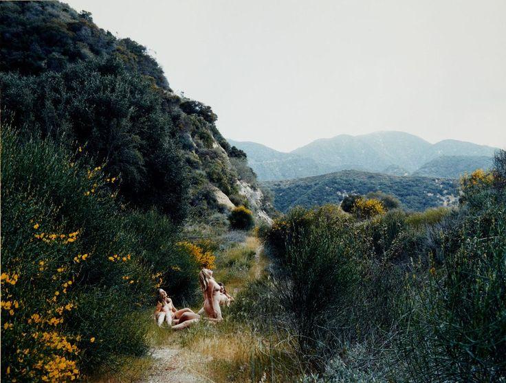 "Justine Kurland ""Of Woman Born"" | 61 фотография"