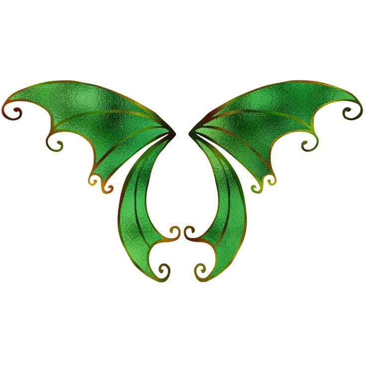 Wings Temporary Tattoos #694