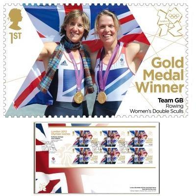 Katherine Grainger & Anna Watkins -Women's Rowing Double Sculls