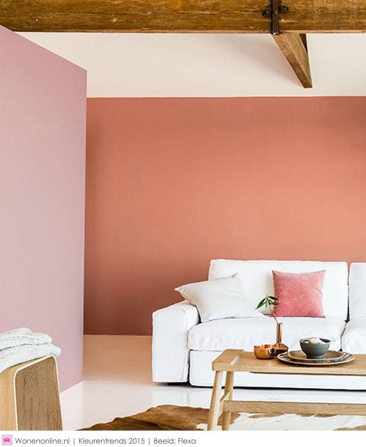 De kleur van 2015: Copper Orange